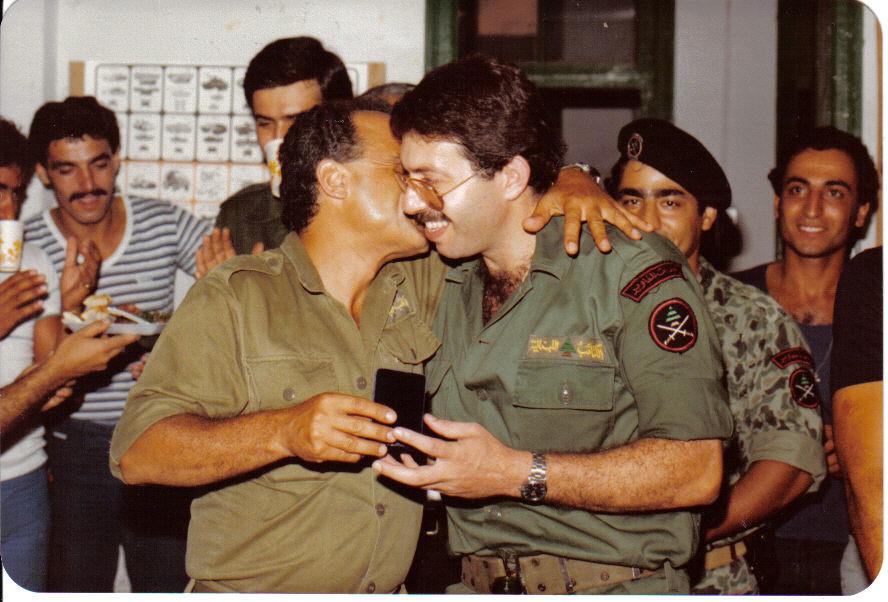 Joe Eddé et Boutros Khawand