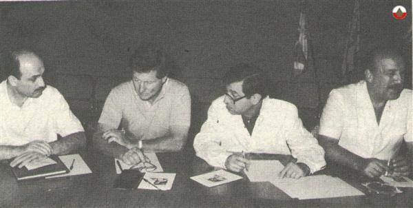 1986 - Deuxième Intifada